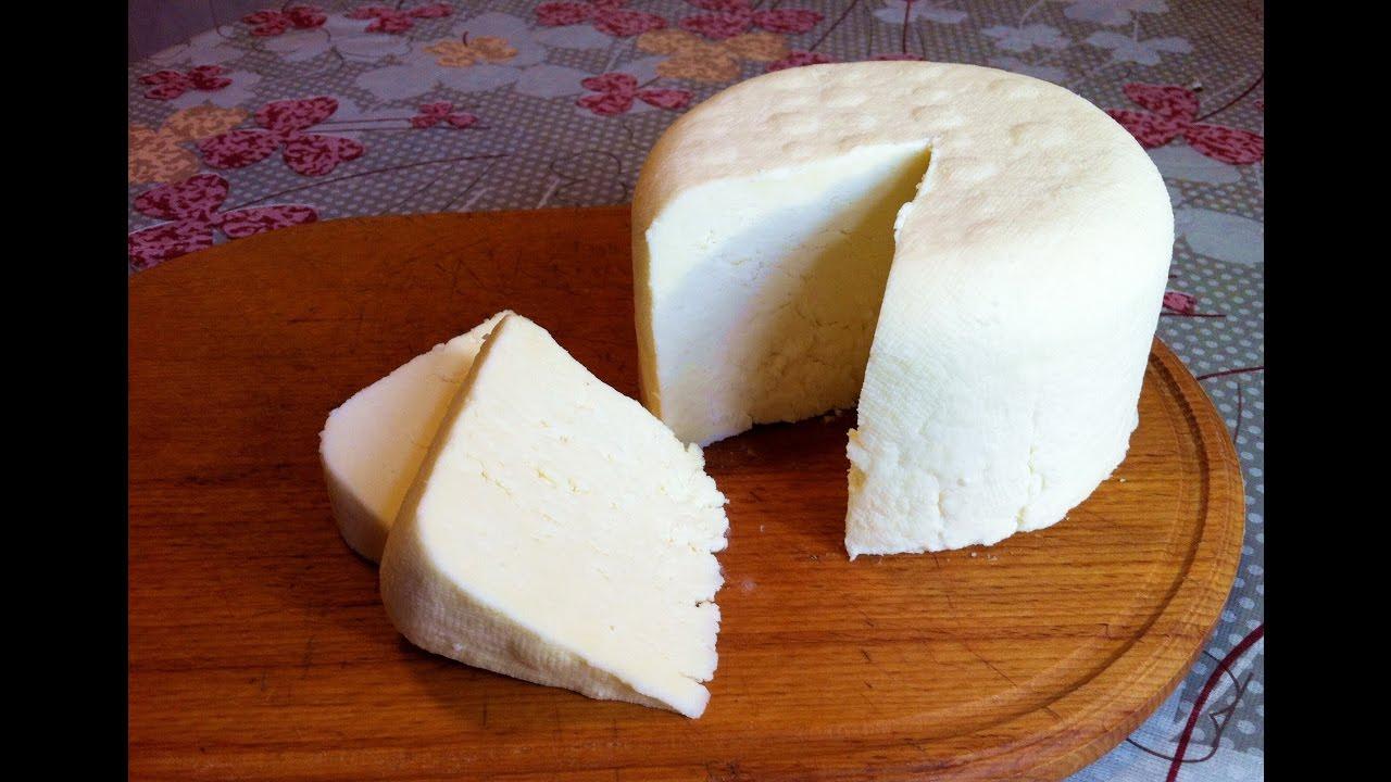 Как сделать из магазинного молока сыр 44