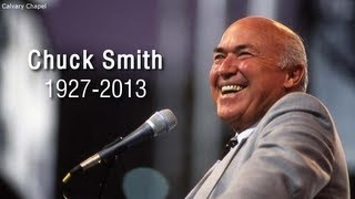 The Passing of Pastor Chuck Smith