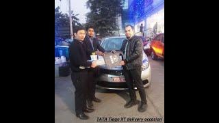 Tata Tiago XT interior exterior review.