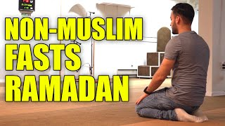 CHRISTIAN FASTS RAMADAN FOR THE FIRST TIME