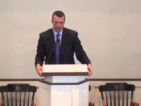 Chris Herren Speaks at Belmont Hill School