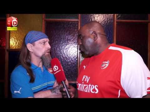 Bully Confident Arsenal Can Beat Liverpool video