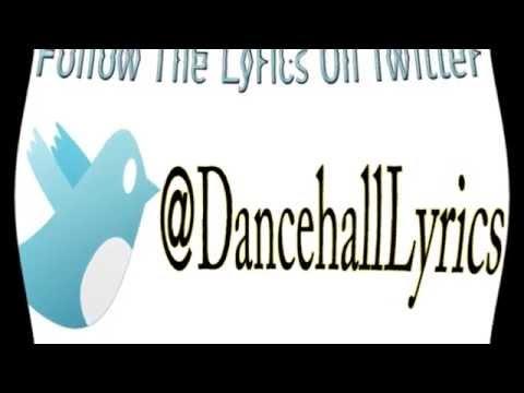 Gaza Slim Whine Lyrics @DancehallLyrics