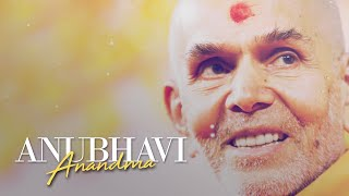 Anubhavī Ānandmā (Cover)