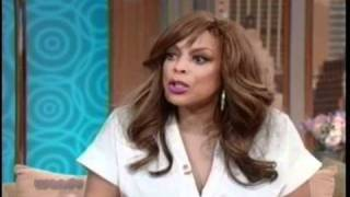 Star Jones on The Wendy Williams Show 3-25-2011 part 1 of 2