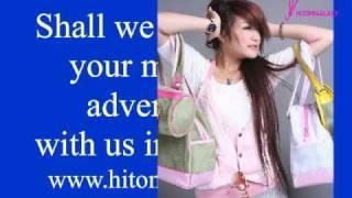 "Singer-songwriter Van Navy Vietnam ""Be yeu cua anh"""