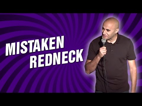 Mistaken Redneck (Stand Up Comedy)