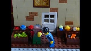 Lego Arshiya en Teddy candy time