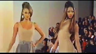 Naomi Vs Tyra - Who Is More Fierce On The Catwalk?