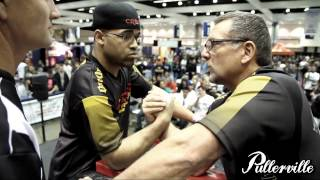 LA FIT EXPO   Armwrestling Supermatches