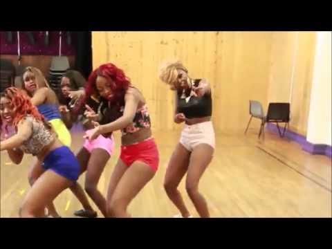 Ngololo Dance (number One By Diamond Platnumz) Tanzanian Dance Ngoma video