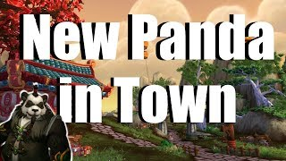 New Panda in Town | World Of Warcraft