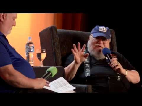 Author George R.R. Martin Speaks At Balticon 50