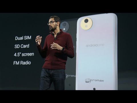 Google's $105 Smartphone in India, and More