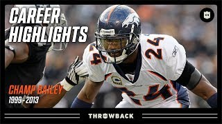 "Champ ""Putting on the Clamps"" Bailey Career Highlights 