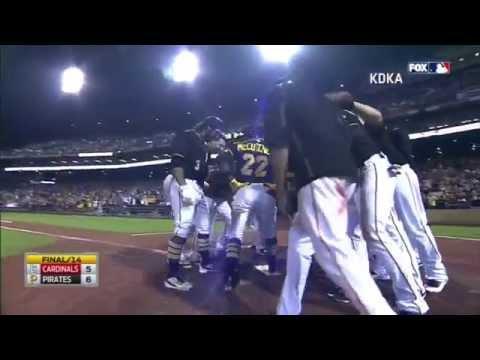 Pittsburgh Pirates 2015 Postseason Pump-up