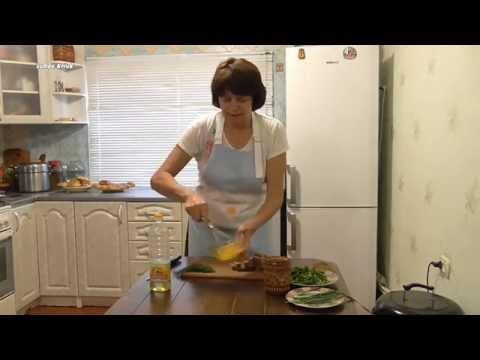 Как готовить чеснок - видео