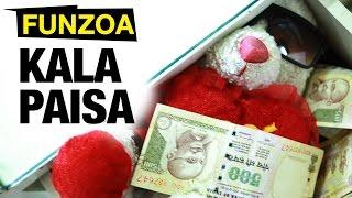 KALA PAISA Song Funny Anti Black Money Viral Song Funzoa Funny Videos