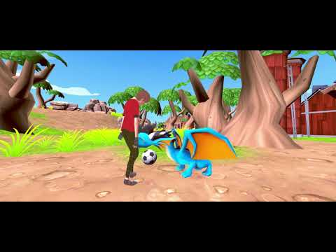 How to Train a Kid Dragon Simulator - Android Game Trailer (2019)
