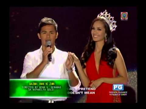 Kapamilyas serenade Megan Young on ASAP