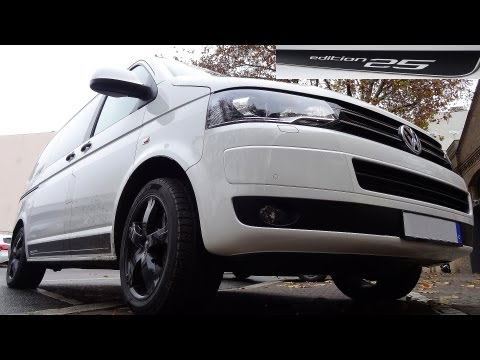 VW Multivan T5 4Motion Edition 25 [HD]