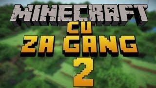 """Moldoveanu Joaca:Minecraft /w Za Gang S.02 #2 """"Scary skin"""""""