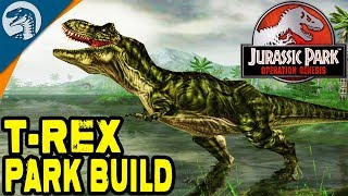 download lagu Epic: Jurassic Park Re-built, T-rex Unlocking  Jurassic Park: gratis