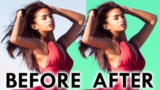 Select Subject: New Photoshop CC Feature (tutorial)