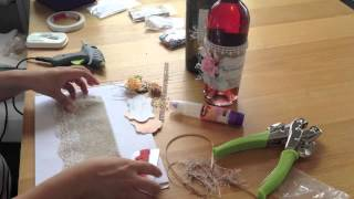 Teach Me Tuesday - Gift Wrapping For Bottles