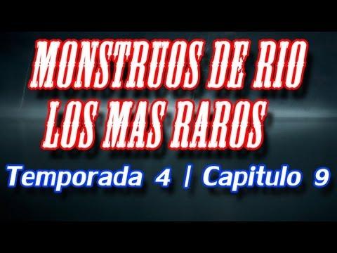 Monstruos de Rio | Los Mas Raros | Temporada 4 | Capitulo 9 (ESPAÑOL LATINO)
