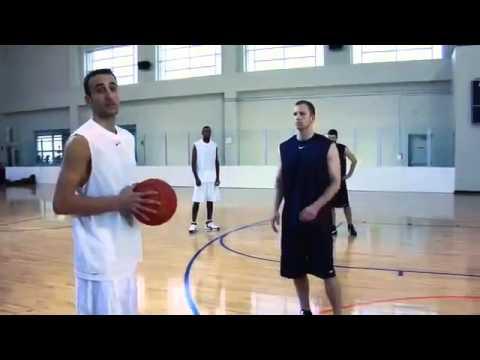 Уроки финтов в баскетболе
