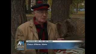 C-SPAN Cities Tour - Coeur dAlene: Trappers and the Fur Trade