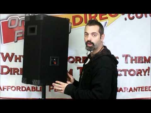 Podium Pro Audio Speakers Speakers Podium Pro Audio