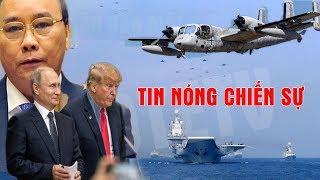 Tin nóng cập nhật Bãi Tư Chính: Mỹ cho 6 tàu siêu tốc tới Biển Đông, thêm 6 máy bay sắp tới