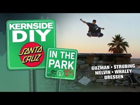 Santa Cruz In the Park: Kernside