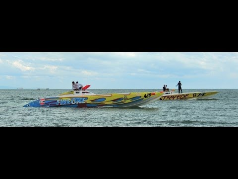 Trinidad & Tobago Powerboats Association (TTPBA) March Regatta 2014 @ TTYC