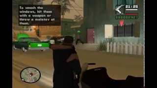 Mod-Pack RC8 -Gta Snow Andreas V3.5 Mission-23 Burning Desire (PC).wmv