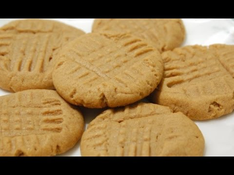 Peanut Butter Cookies (Quick and Cheap Biscuits) – RECIPE