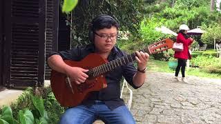 Cơn Mưa Phùn - St Đức Huy | ĐộcTấu Mèo Ú Guitar - Guitar Cover
