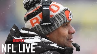 The Cleveland Browns need a veteran to bridge the QB void | NFL Live | ESPN