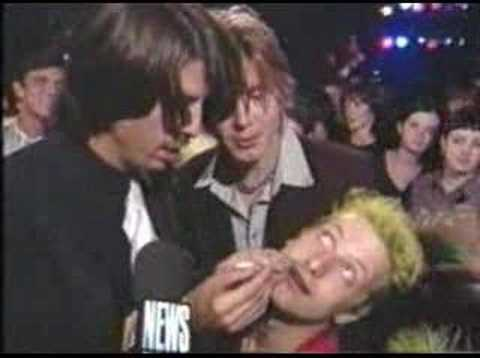 11. He Did This With Dave Grohl