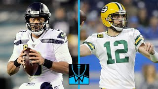 Seahawks vs Packers: How Rodgers will attack Seattle's defense | Chris Simms Unbuttoned | NBC Sports
