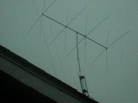 Avanti Astrobeam CB beam antenna Part.