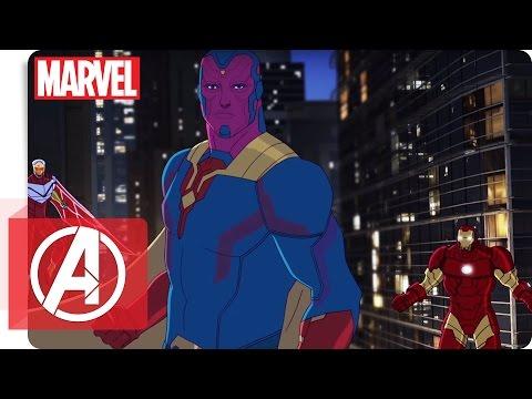 Avengers - Clip: Der Teleporter   Marvel HQ Deutschland