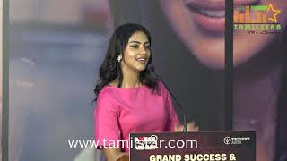 Ratsasan Success Meet