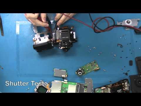 Canon 40D Shutter Replacement