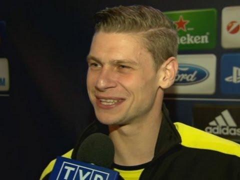Łukasz Piszczek po meczu Real Madryt - Borussia Dortmund (2:0)