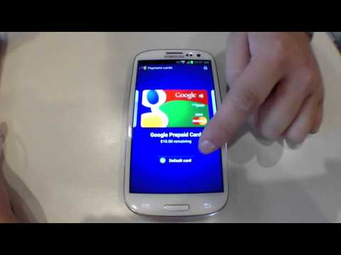 Google Wallet for Samsung Galaxy S3 (Verizon)