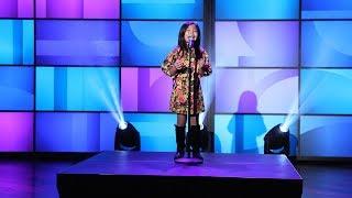 Adorable 'America's Got Talent' Singer Celine Tam Performs