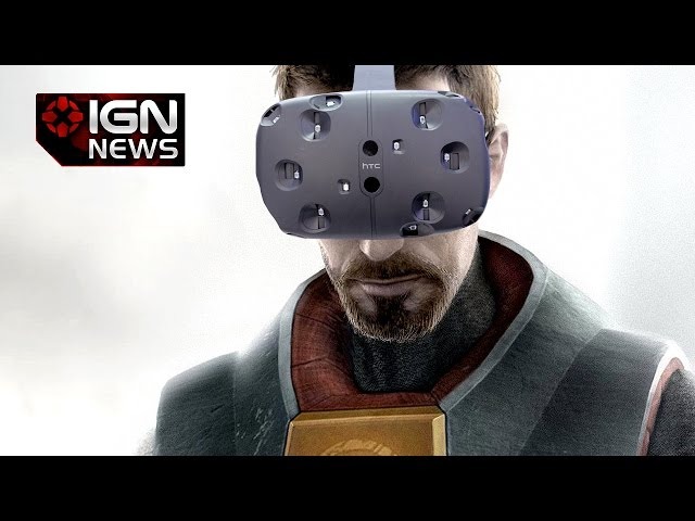 Valve Experimenting With Virtual Reality Half-Life - IGN News